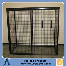 Large Capacity Industrial Stacking Wire Mesh Storage