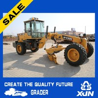 2016 land development project 120hp New Motor Grader for sale/land leveling equipment for sale