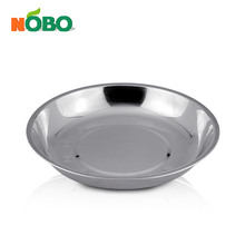 soup plate&round plate,stainless steel indian snacks serving tray