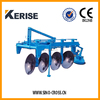 Farm equipment heavy-duty hydraulic disc harrow