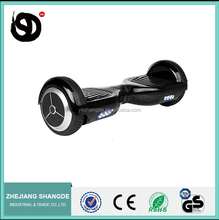 Hot sale two wheel scooter electric hover board self scooter balancing