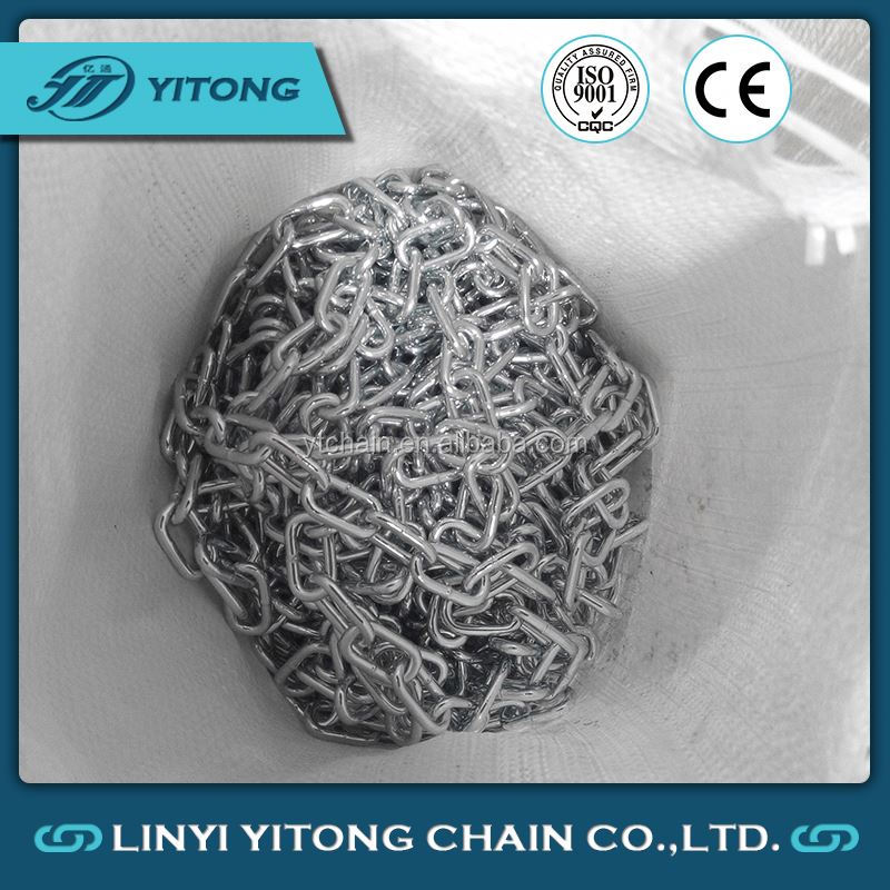 Ordinary Welded Medium Link Chain