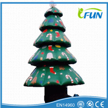 Low Price Top Quality Christmas Inflatable Decoration /christmas inflatable/Green Decorated Inflatable Christmas Tree
