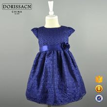 new design dress infant soft wear spring summer evening gowns for wedding 2016