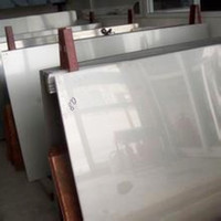 High Quality 304 Mirror Stainless Steel Sheet With PVC