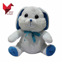 manufacturer easter gift bunny for baby custom cute soft stuffed long legs rabbit plush toy