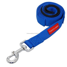 2017 new trendy pet products Padded Handles Durable Nylon Dog Leash 1 leash 2 handles pet accessories