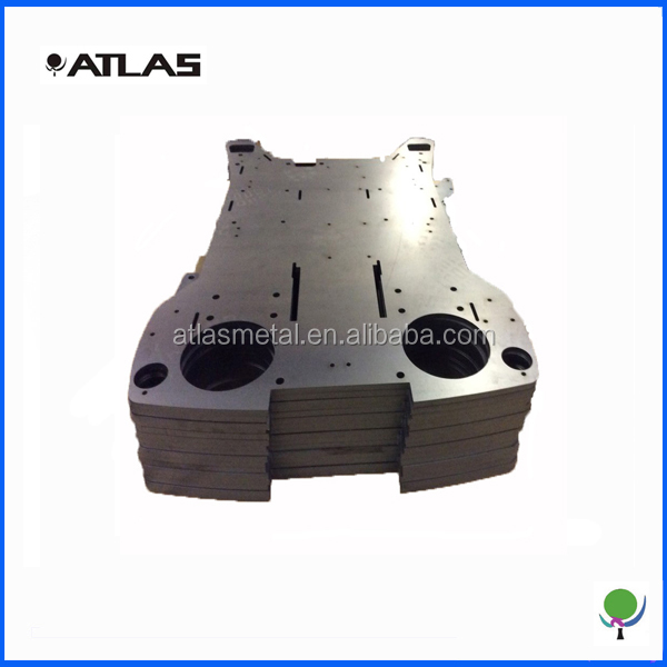 custom sheet metal laser cutting parts fabrication service as per customer's design