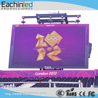 Energy saving device outdoor products mobile led display 8mm 10mm pixel