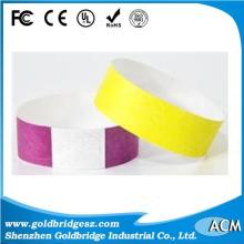 China alibaba Lf Rfid Adjustable Scannable Custom Id Qr Code Wristband