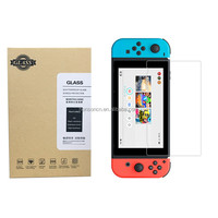 Cheap Price Tempered Glass Protective Film For Nintendo Switch Screen film 2.5D 0.26mm 9H Premium
