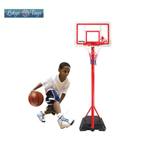 Good quality plastic portable basketball hoop stand