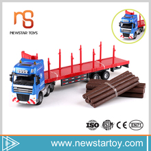 World best selling products new toy log truck with high quality
