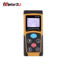 Portable easy use walking distance meter