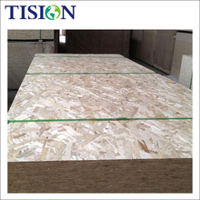 china cheap waterproof osb plywood panel board 6mm prices
