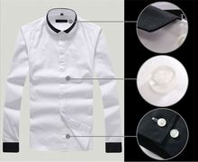 Factory Popular top quality ladies white formal shirt in many style