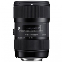 Sigma 18-35mm F1.8 DC HSM lenses for Canon mount Standard Len DGS Dropship
