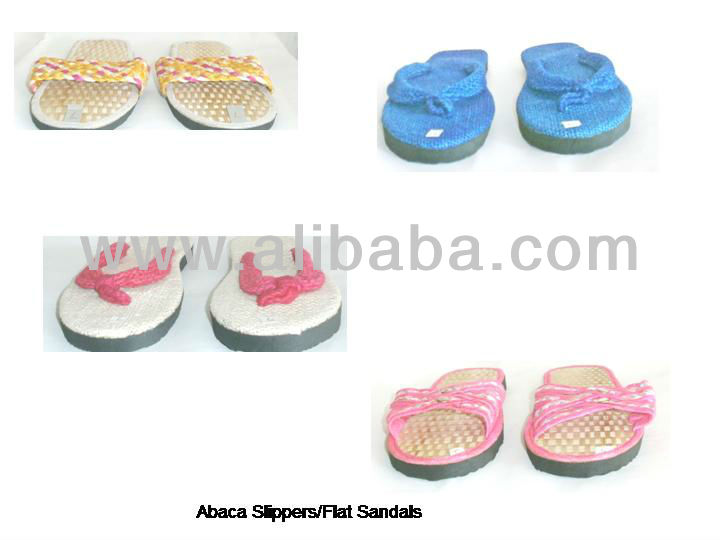 Abaca Sandals