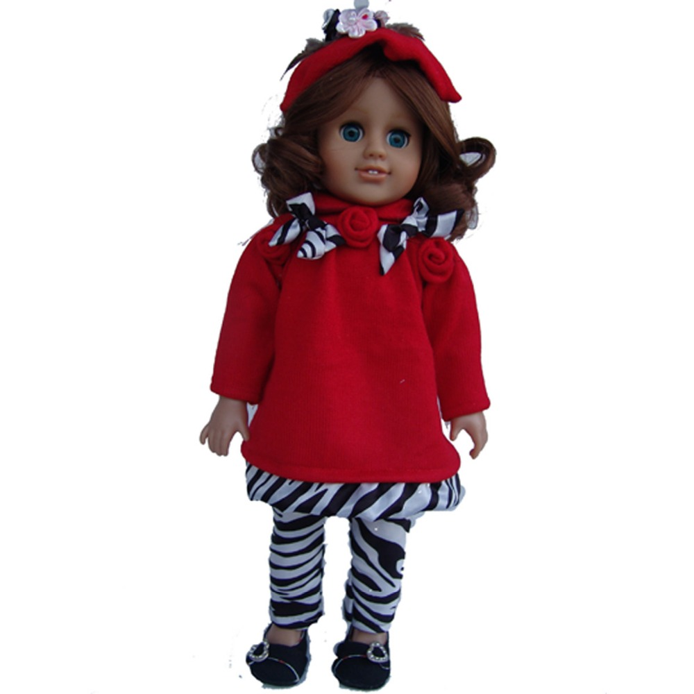 "custom your design vinyl doll/new american girl doll african american/18"" american girl doll wholesale"