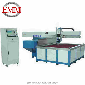 EMB2015 water jet cutting machine ahmedabad
