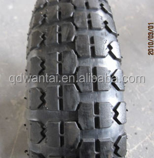 Rubber tractor wheel and tires for farm tractors used 4.00-8
