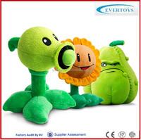wholesale stuffed plants vs zombies 2 plush toys