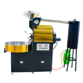 large industry coffee roasting machine with factory price