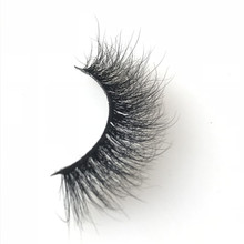 Full Strips Fluffy Wispy Lashes 3D Mink Eyelashes