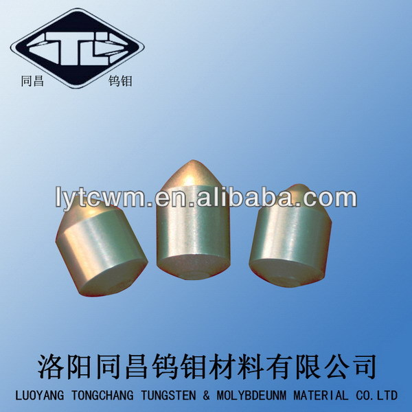 Super quality promotional w-cu tungsten copper alloy pipe