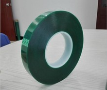 High temperature green PET tape masking dot