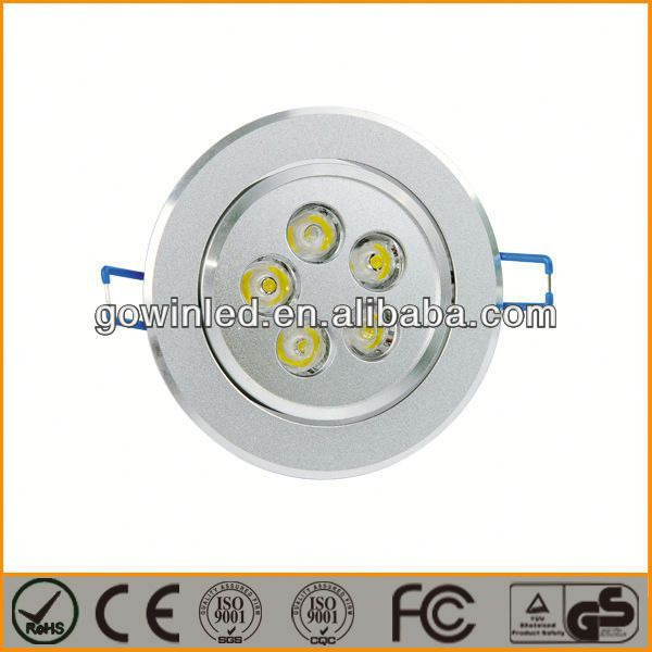 led ceiling light 5w ,offer 3inch-8inch size /crystal led ceiling light led aquarium lamp