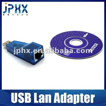 For Laptop RD9700 USB To Lan Ethernet Adapter 10/100 mbps