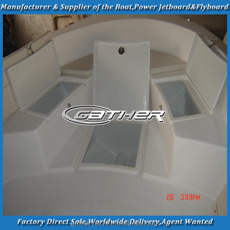 19ft/5.8m samll boat/speed boat/high speed boat