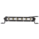 24V Thin single row LED light bar 18W 7 inch Flood Beam super slim 2.5USD