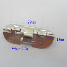 Goden Iron Small Wooden Box Spring Hinge