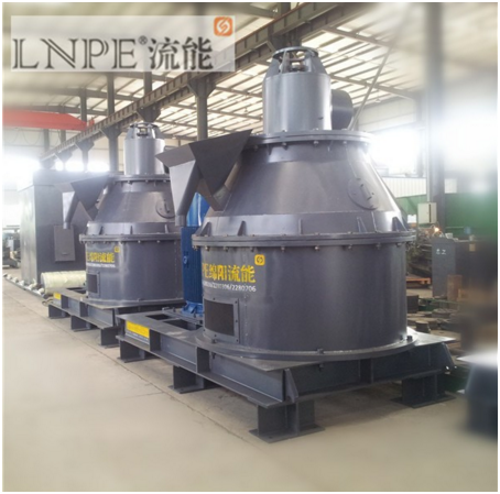 LNPE Cocoa Bean Ultrafine Powder Impact Mill with Air Classifier