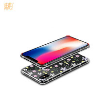 wholesale cell phone case transparent phonecase for iphone X