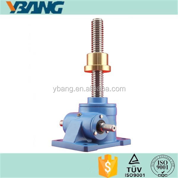 Nut Running Screw Lead Jacking Platform Electric Lifting Gear Jack