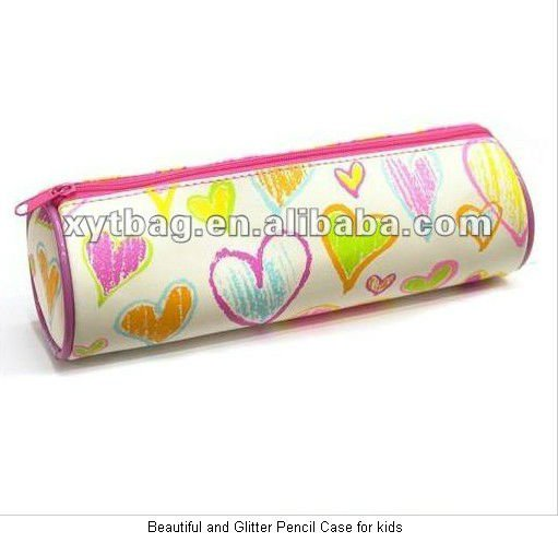 2012 new soft pvc pen bag for students