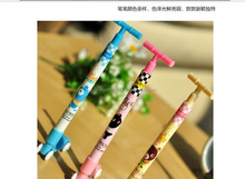 3 color nice write kids cute gel pen