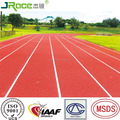 Guangzhou leading manufacturer of jogging track synthetic rubber running track
