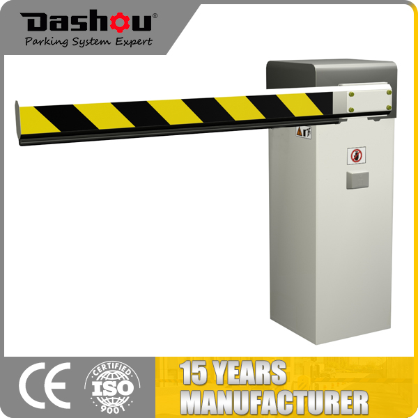 CE approved DASHOU parking entrance gate