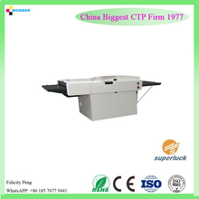 superluck Violet CTP Plate Processor for Fuji CTP