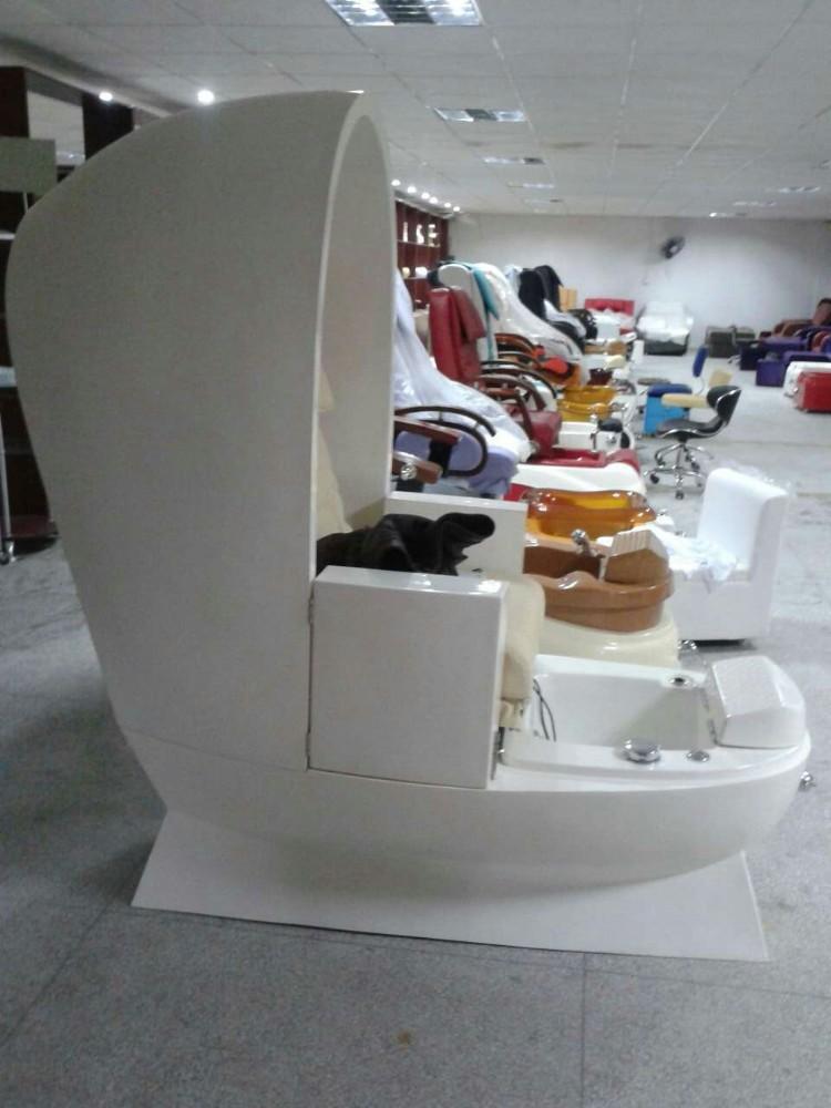 Foot spa chair beauty salon durable nail spa chair for for Salon spa supply