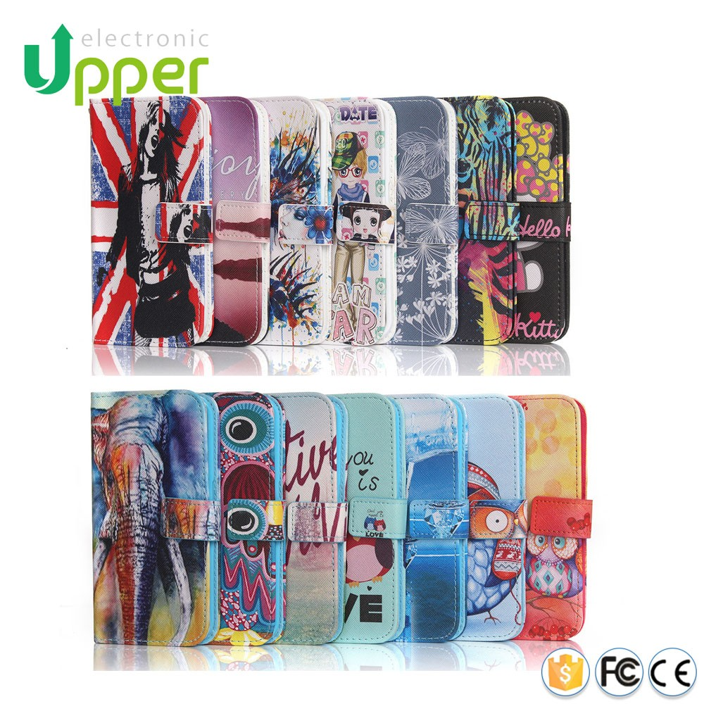 Cute Custom Wallet Leather Phone Back Cover Case For Oppo A51t R813 ...