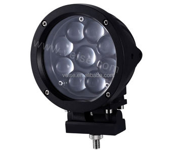 IP69K impermeable led luces marinas para actividades extraterritoriales