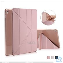 Factory Wholesale Tablet cover New Design Colorful PU Leather Transform Stand Case for iPad Pro 9.7