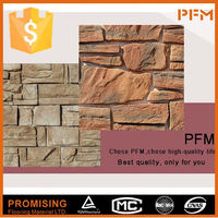 natural slate stacked stone fireproof insulated panels for walls