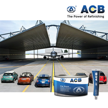 ACB good adhesion auto refinish paint 1k basecoat