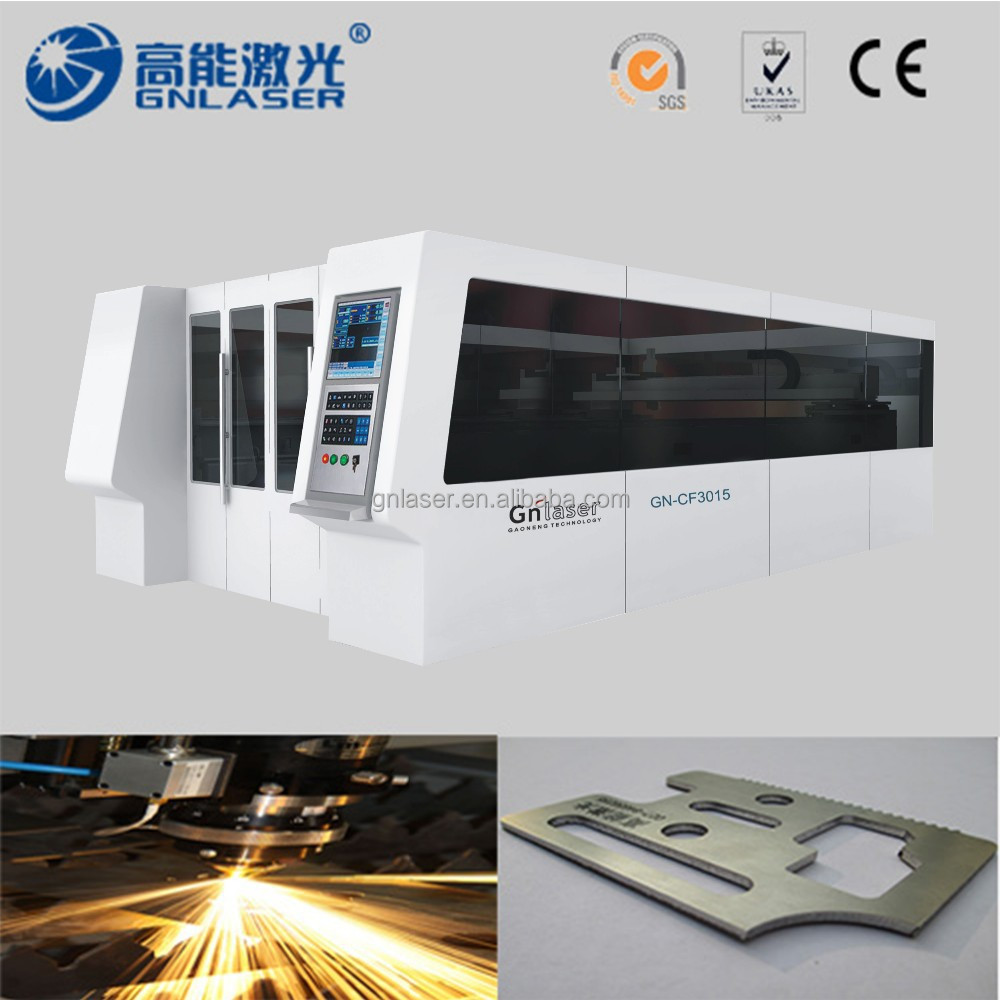 GN YAG With CE Metal Laser Cutting Machine Looking for Distributor(manufacturing producing).